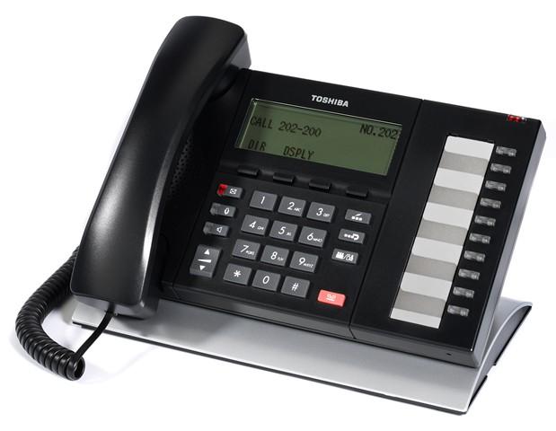 toshiba strata phone system manual